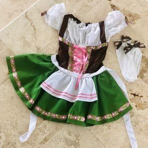 Beer Maiden Costume